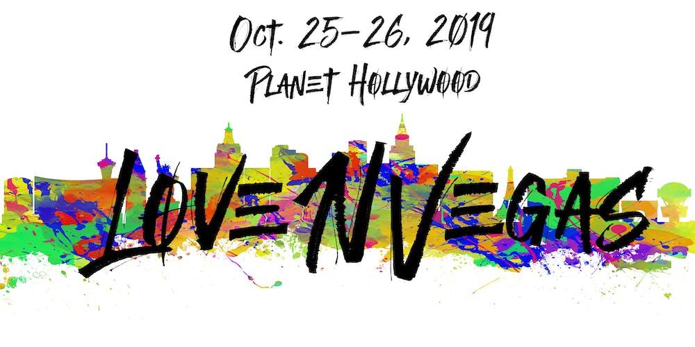 LoveNVegas 2019 Author Event