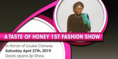 DSE & KNK Magazine A Taste of Honey Fashion Show