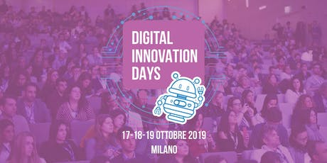 Digital Innovation Days Italy 2019 ( ex Mashable Social Media Day) biglietti