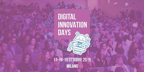 Digital Innovation Days Italy 2019 ( ex Mashable Social Media Day) tickets