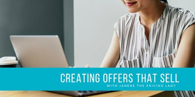 Creating Offers that Sell