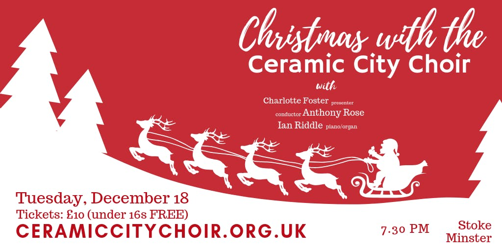 Christmas with the Ceramic City Choir