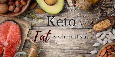 KETO: Fat is where it\