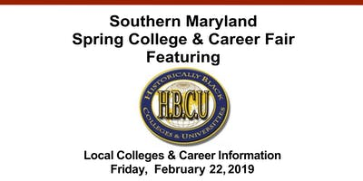 7th Annual Southern Maryland College & Career Fair (Recruiter Registration)