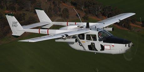 September 2019 Aircraft Showcase tickets