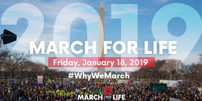 March for Life Pilgrimage 2019