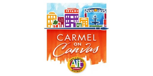 The City of Carmel's Carmel on Canvas 2019