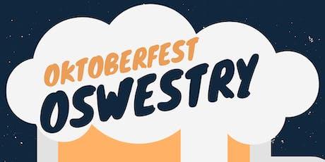 Oktoberfest Oswestry  tickets