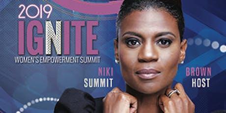 IGNITE WOMEN'S EMPOWERMENT SUMMIT tickets