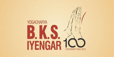 NT YOGACHARYA BKS IYENGAR CENTENARY CELEBRATIONS