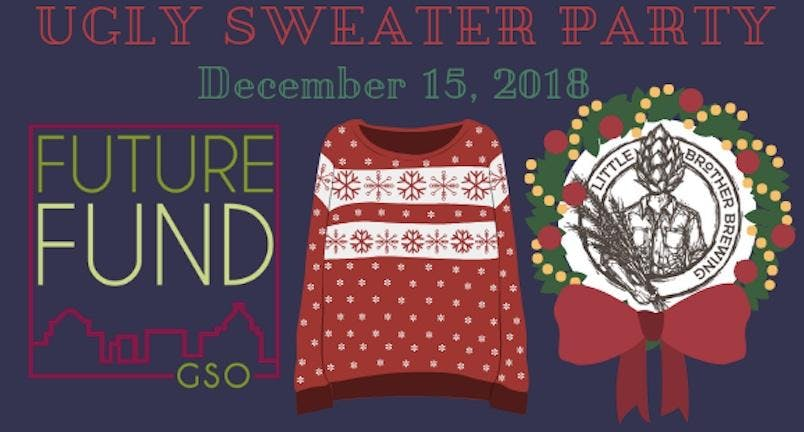 UGLY SWEATER PARTY celebrating Future Fund