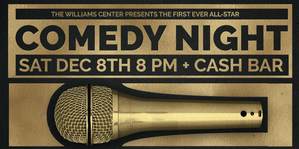 Williams Center Comedy Night featuring Jessica Kirson