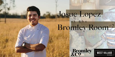 Josue Lopez at The Bromley Room #2