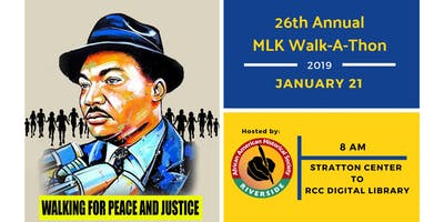 26th Annual Dr. Martin Luther King Jr. Walk-A-Thon