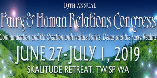 2019 Fairy & Human Relations Congress