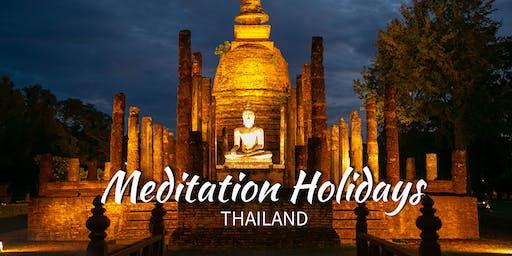 6 DAYS MEDITATION HOLIDAYS IN A WORLD HERITAGE CITY