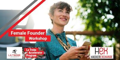 Female Founder Workshop