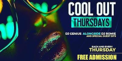 Cool out Thursdays