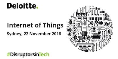 #DisruptorsInTech: Internet of Things