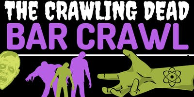 The Crawling Dead: Heroes And Zombies Pub Crawl - Nashville [Zombie Themed Pub Crawl]