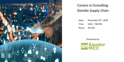 CIC: Supply Chain at Deloitte with Andrew Jennings