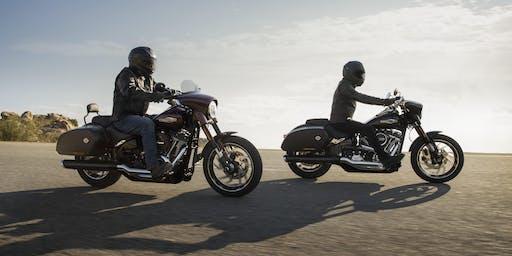 Harley-Davidson Tagestour | LA ROCHE-EN-ARDENNE