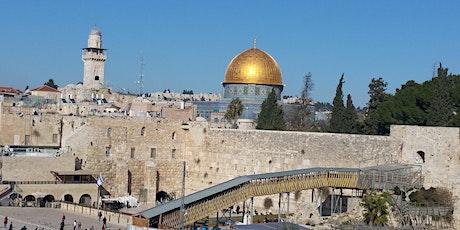 Landausflug von Ashdod nach Jerusalem & Bethlehem (TU* Mein Sch***) tickets