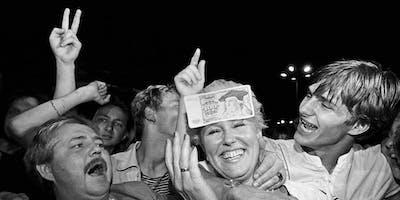 Ann-Christine Jansson UMBRÜCHE -  Jene Jahre 1980