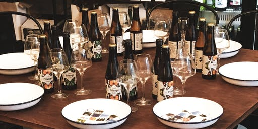Beginners Guide To Cider | An Evening Of Cider Tasting | March Edition