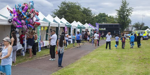 Our Community Festival 2019 Book your stalls here!!!