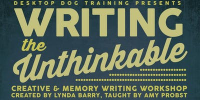 WRITING THE UNTHINKABLE