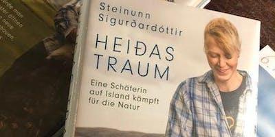 Lesung »Heiðas Traum« von Steinunn Sigurðardó