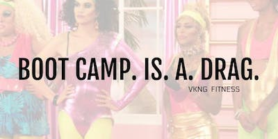 BOOT CAMP. IS. A. DRAG.