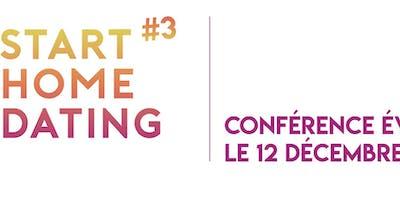 Start Home Dating : Conférence - Vincent LECAMUS
