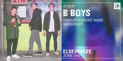 B Boys @ Elsewhere (Zone One)