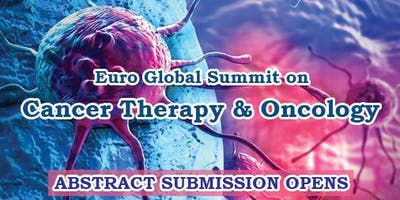 Euro Global Summit on Cancer Therapy & Oncology