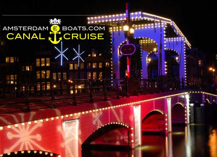 Amsterdam Light Festival Boat Cruise