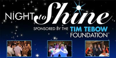 Night to Shine Fruitport, MI 2020 Guest Registration