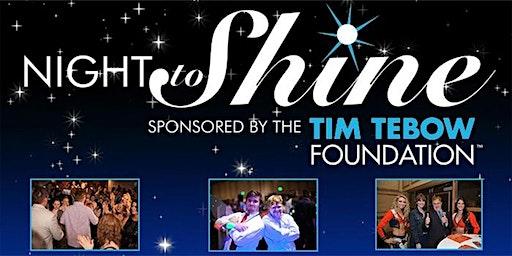 Night to Shine Fruitport, MI 2020 Guest Registration