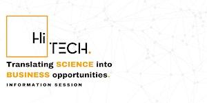 HiTech Information Session @ University of Minho