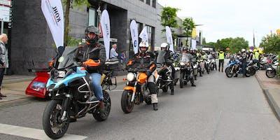 Motorrad Eifeltour 2019