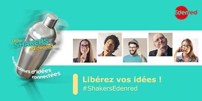 Shaker Edenred #1 Lyon