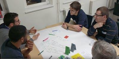 Hacking Health Camp 2019 : Atelier de préparation de projet n°1