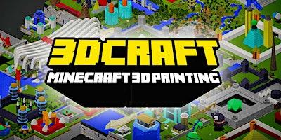 FabLabKids: 3Dcraft - Lerne 3D Modellieren und Dru