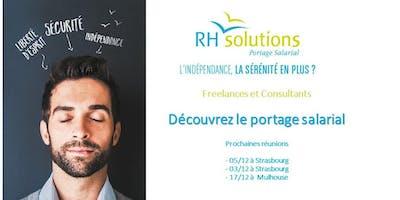 Freelances et Consultants | Découvrez le portage salarial à Mulhouse
