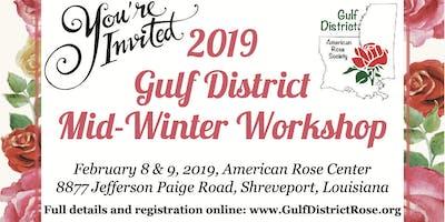 Gulf District Mid-Winter Workshop 2019