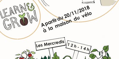 Atelier Co-conception pour le potager du campus de Cité Scientifique
