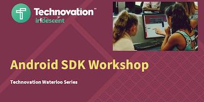 Technovation: Android SDK Workshop