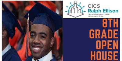 CICS Ralph Ellison 8th Grade Open House Party