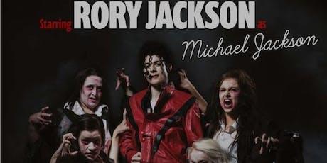Halloween Thriller night tickets
